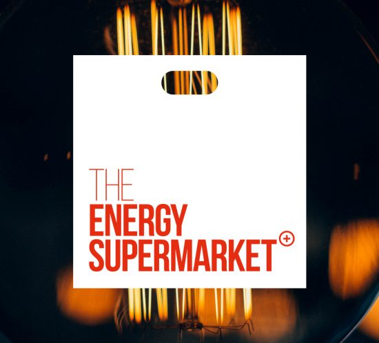 Brand and marketing case studies - Energy Supermarket logo