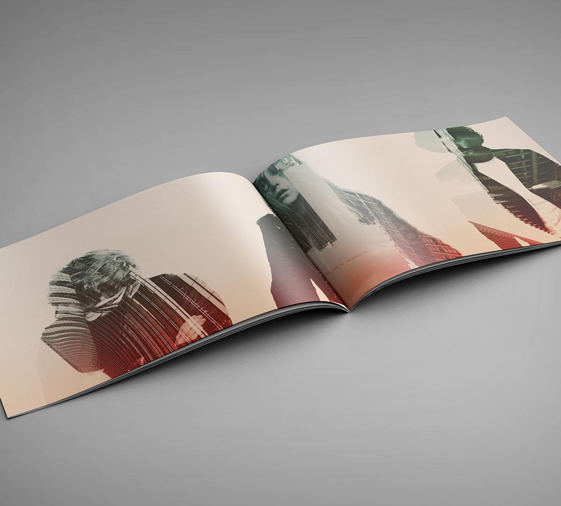 Branding and design case study   campaign design