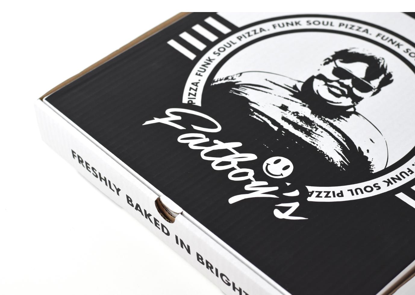 Fatboy Slim special edition branding