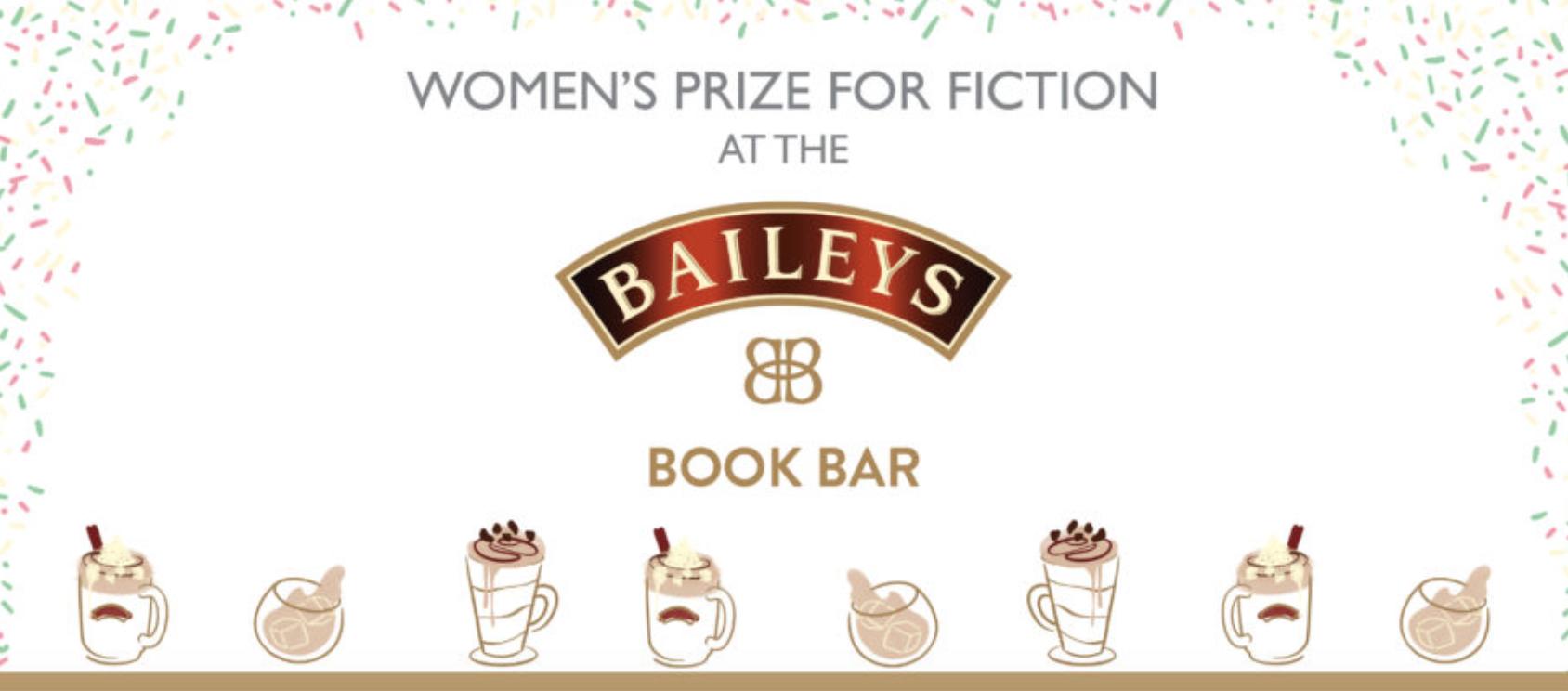 Baileys pop-up book bar